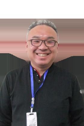 出納主任 成田一秋先生