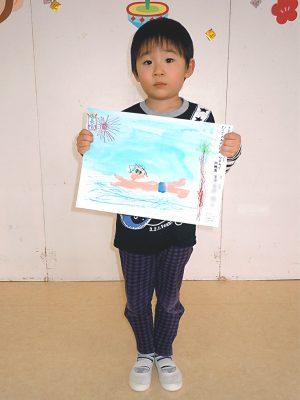 第35回全国児童画コンクール店長賞