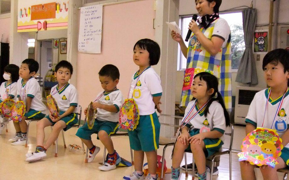 ひまわり幼稚園|こどもたち